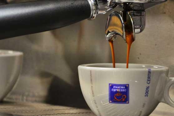 Απολαυστικός καφές με την υπογραφή ποιότητας της Ipanema Esspreso.